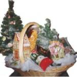 Holiday WINTER GIFT BASKET